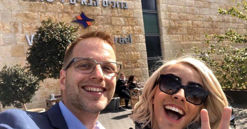 בילאל חסאני נחת בישראל – יצלם השבוע את גלויתו
