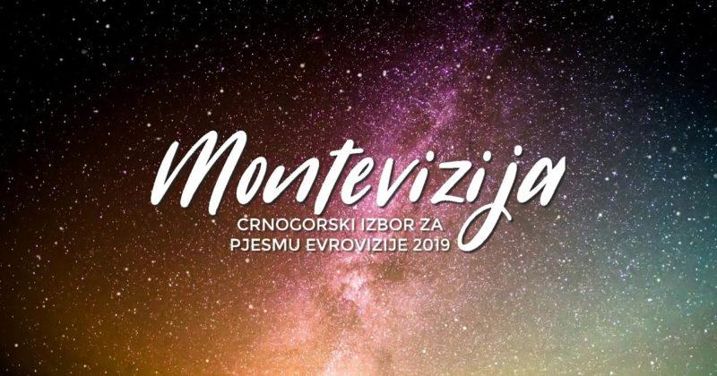 פורסמו השירים המתמודדים בגמר של מונטנגרו