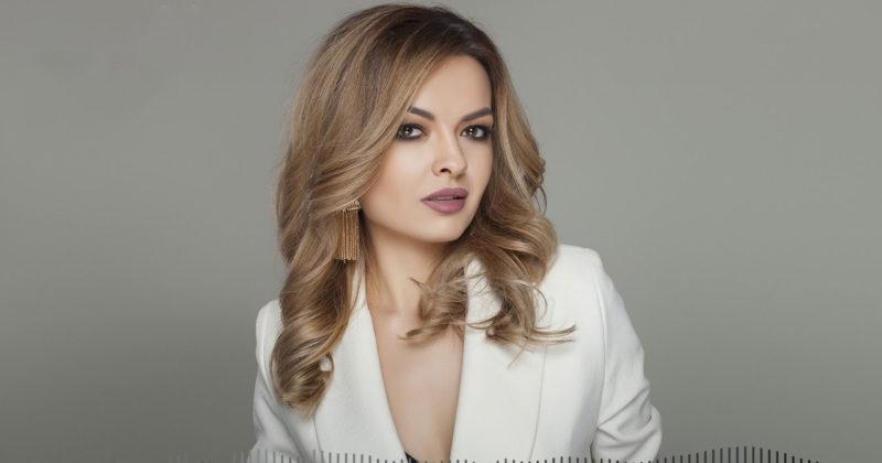 אנה אודובסקו נבחרה לייצג את מולדובה