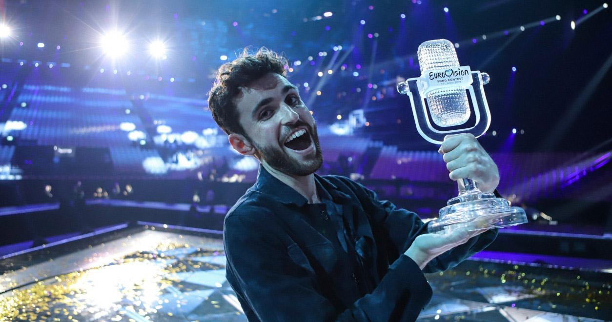 Duncan Laurence Netherlands Eurovision 2019 Winner 2