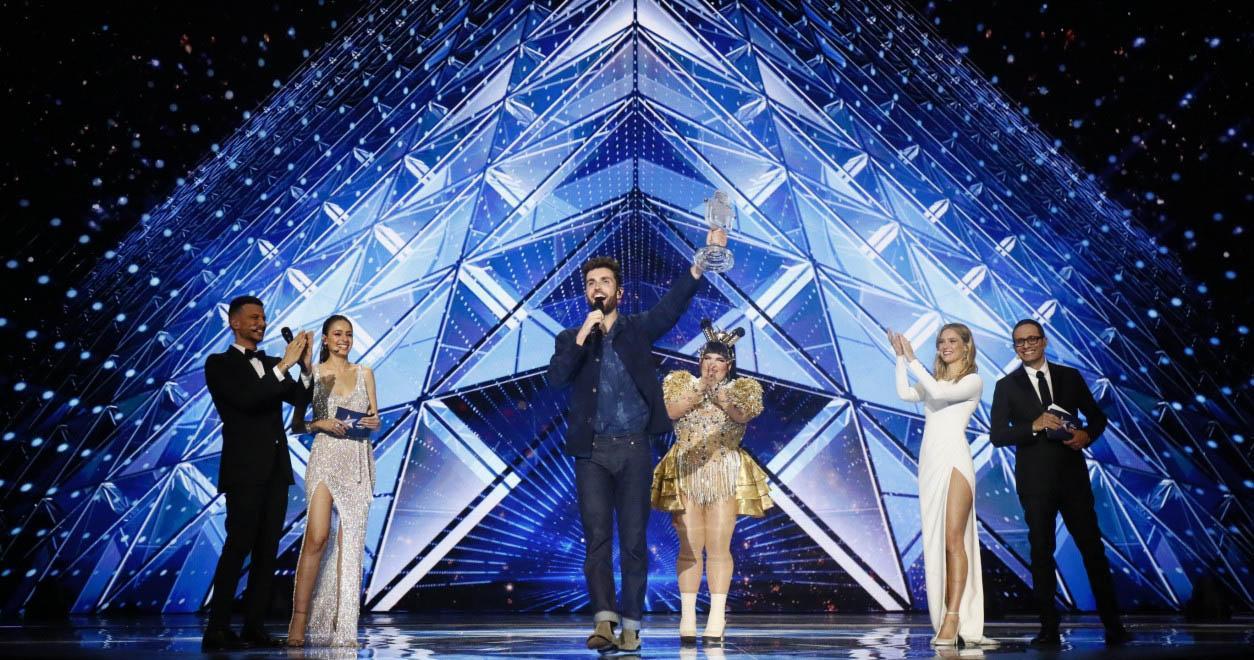 Duncan Laurence Netherlands Eurovision 2019 Winner 3