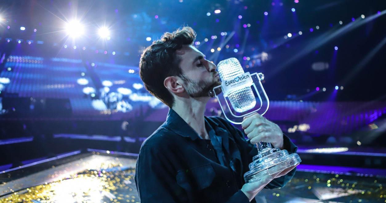 Duncan Laurence Netherlands Eurovision 2019 Winner