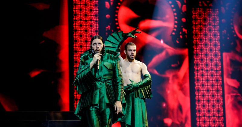 פורטוגל בחזרה שנייה: קונאן אוסיריס על הבמה