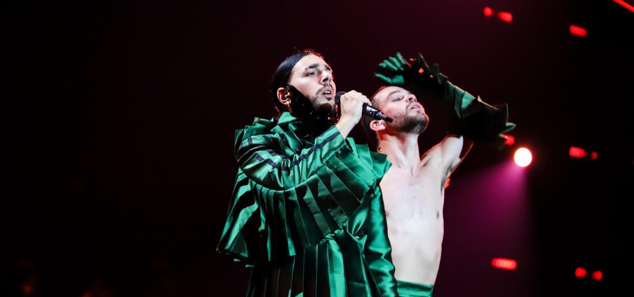 Conan Osiris Portugal 2019 rehearsal