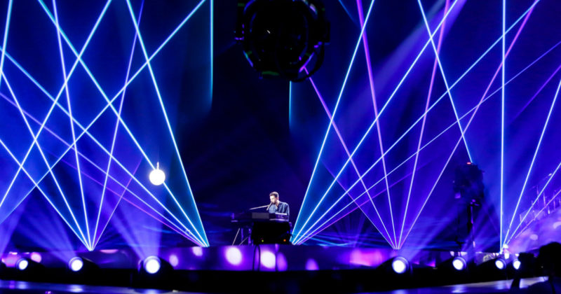 הערב: חצי גמר שני של תחרות האירוויזיון
