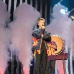 בלגיה בחזרה שנייה: אליוט על הבמה