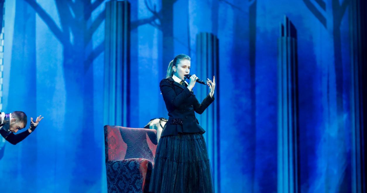 Ester Peony Romania 2019 rehearsal 3