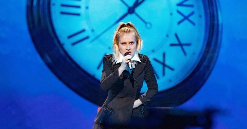 רומניה בחזרה ראשונה: אסתר פאוני על הבמה