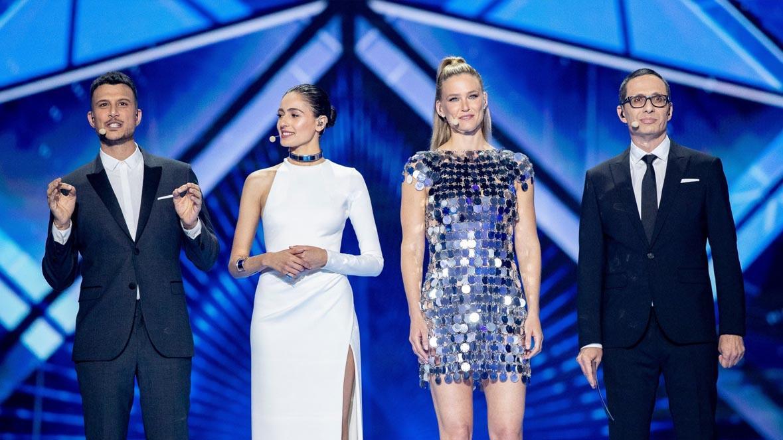 Eurovision 2019 Hosts