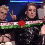 האם רוטרדם הזמינה את פלסטין להשתתף באירוויזיון?