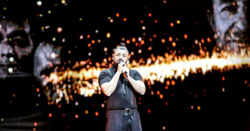הונגריה בחזרה שנייה: יוצי פאפאי על הבמה