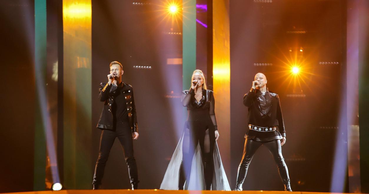 KEiiNO Norway 2019 rehearsal