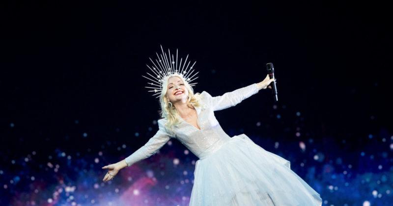 אוסטרליה בחזרה שנייה: קייט מילר-היידקה על הבמה