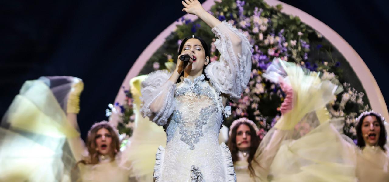 Katerine Duska Greece 2019 rehearsal