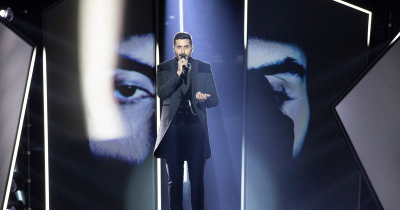 ישראל בחזרה שנייה: קובי מרימי על הבמה
