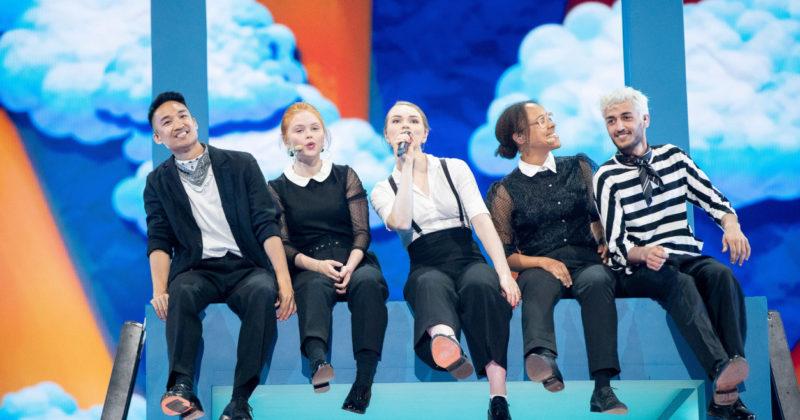 דנמרק בחזרה שנייה: לאונורה על הבמה