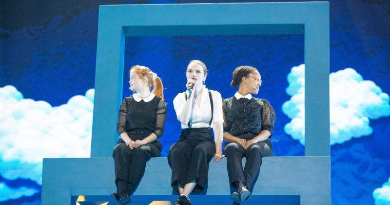 דנמרק בחזרה ראשונה: לאונורה על הבמה