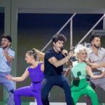 ספרד בחזרה שנייה: מיקי על הבמה