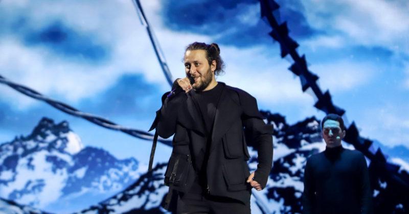 גאורגיה בחזרה ראשונה: אוטו נמסאדזה על הבמה