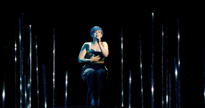 אוסטריה בחזרה שנייה: פנדה על הבמה