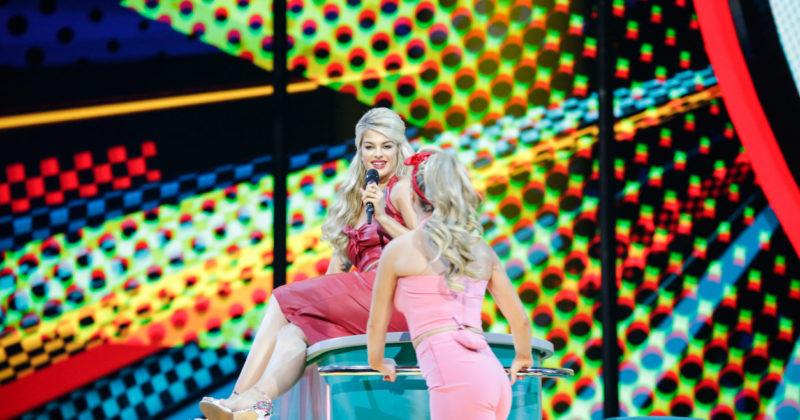 אירלנד בחזרה שנייה: שרה מקטרנן על הבמה