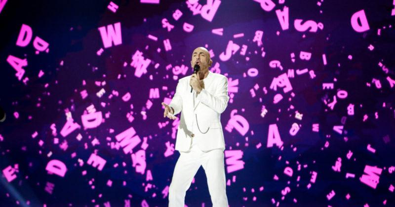 סאן מרינו בחזרה שנייה: סרהט על הבמה