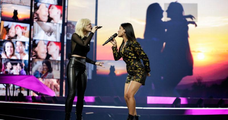 גרמניה בחזרה שנייה: S!sters על הבמה