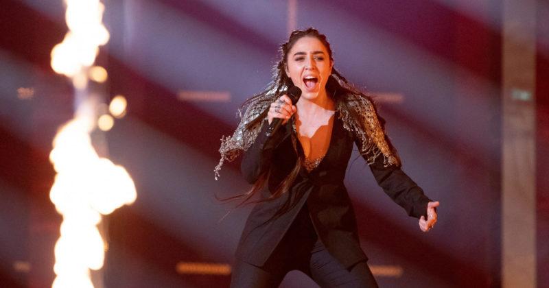 ארמניה בחזרה שנייה: סרבוק על הבמה