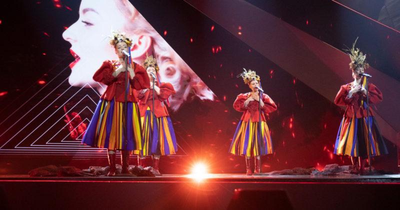 פולין בחזרה שנייה: Tulia על הבמה