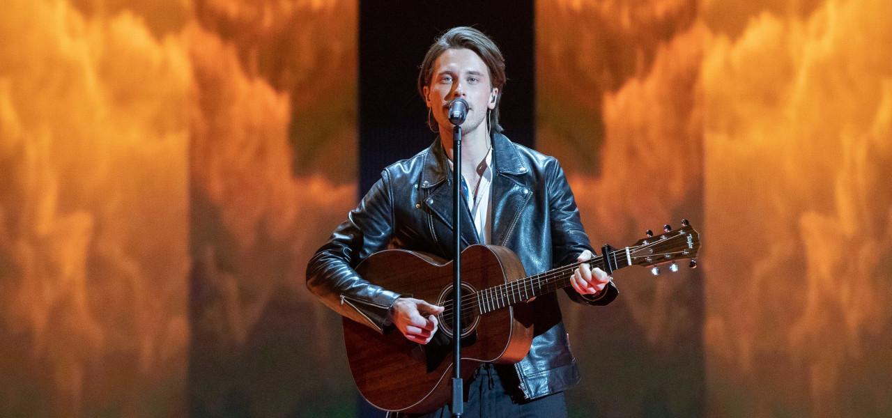 Victor Crone Estonia 2019 rehearsal
