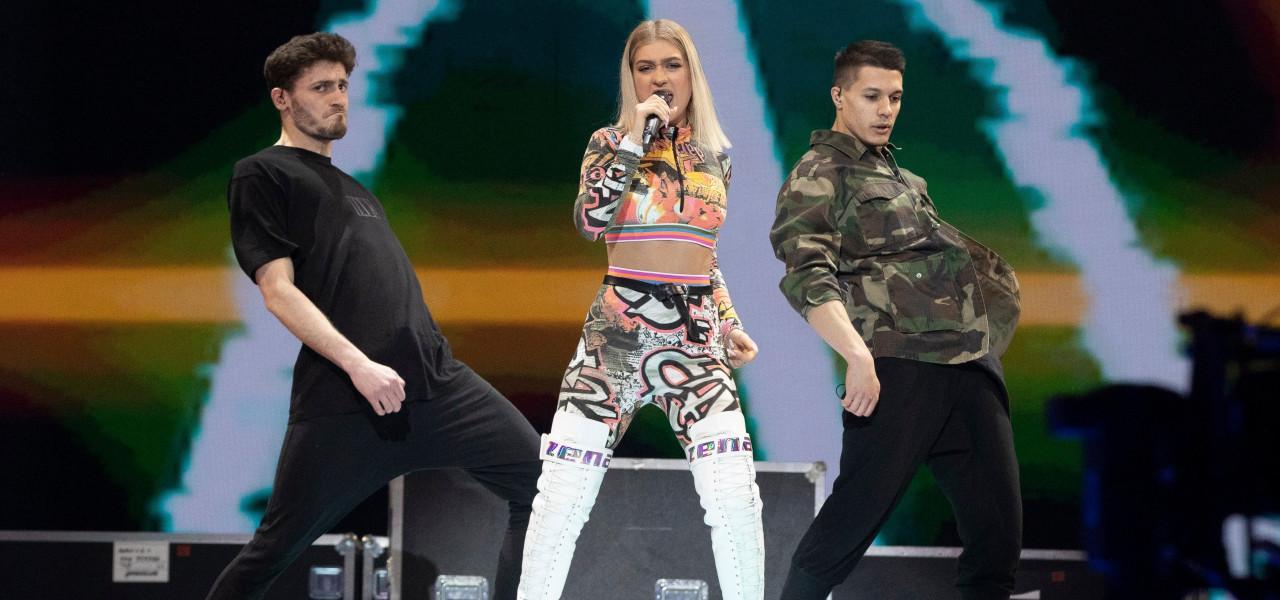 ZENA Belarus 2019 rehearsal
