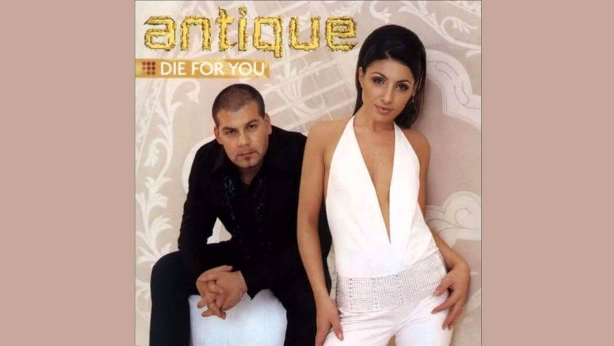 Antique Greece 2001 Single Die For You