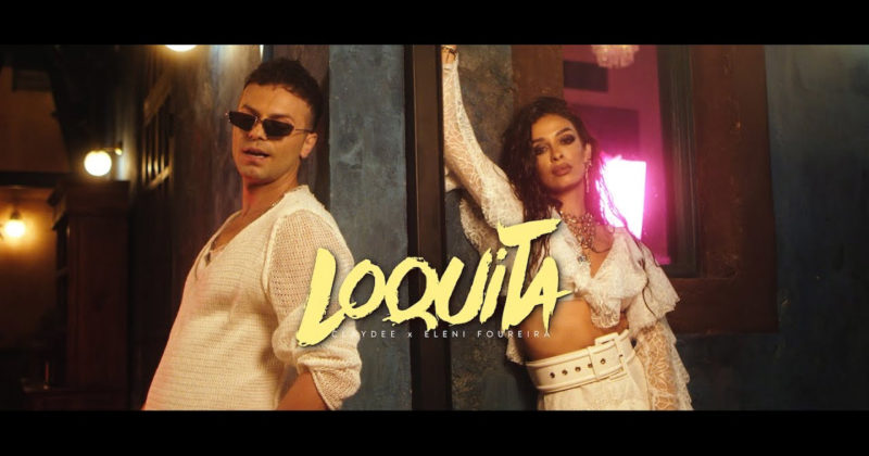 """אלני פוריירה בשיר חדש: """"Loquita"""""""