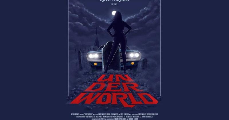 """רות לורנזו בשיר חדש: """"Underworld"""""""