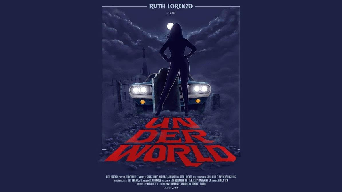 Ruth Lorenzo Spain 2019 Single Underworld