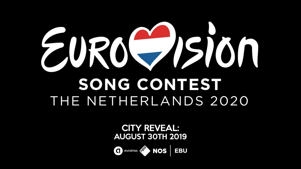 City Reveal Eurovision 2020