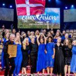 המקהלה מדנמרק 'Vocal Line' זכתה באירוויזיון למקהלות