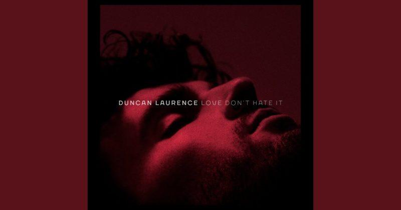 "דאנקן לורנס בשיר חדש: ""Love Don't Hate It"""