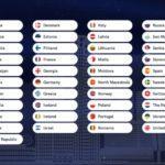 41 מדינות יתחרו באירוויזיון 2020