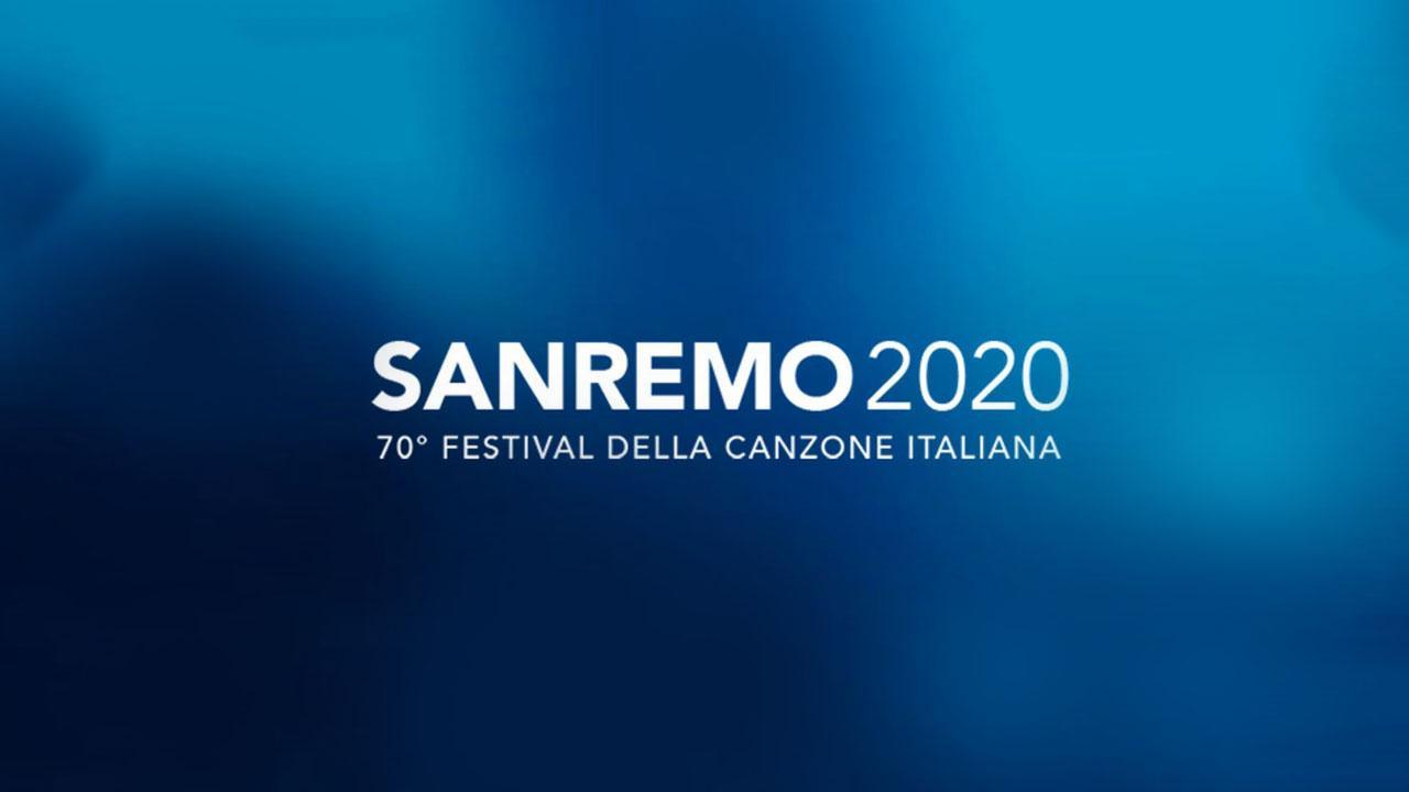 sanremo 2020 logo italy
