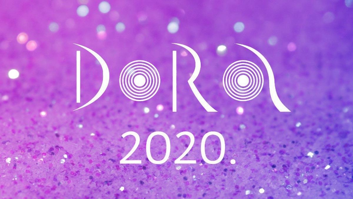 Dora 2020 Logo Croatia