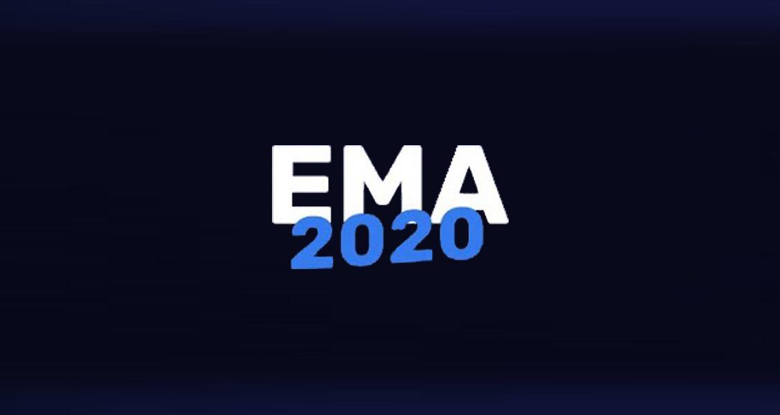 Ema 2020 Slovenia Logo
