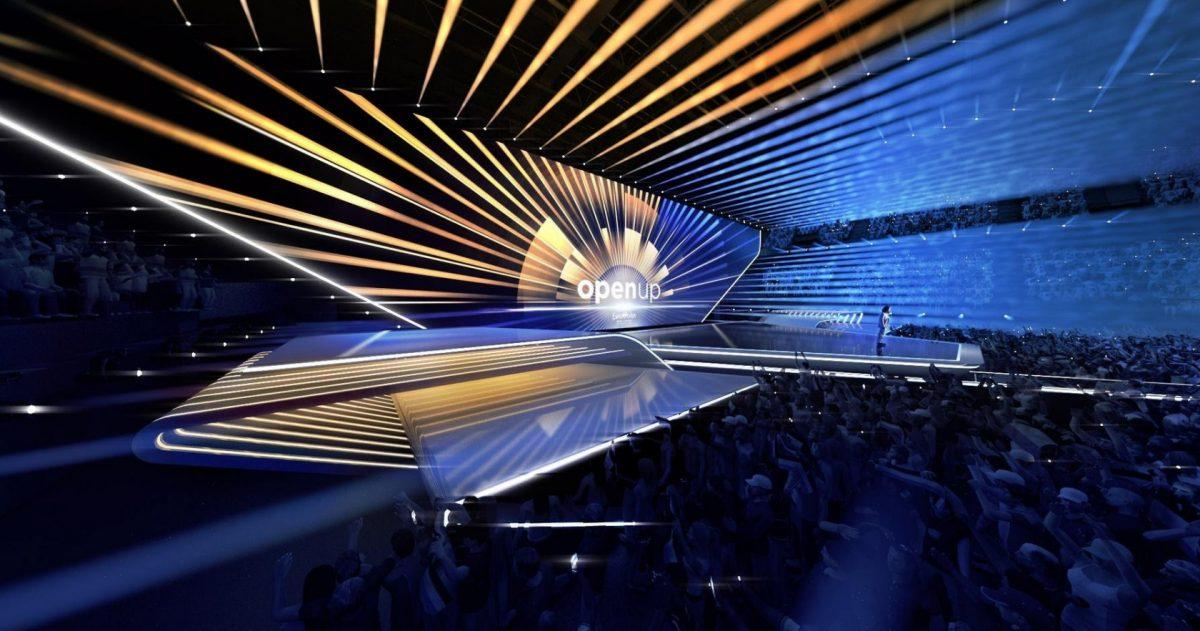 Eurovision 2020 Stage Design 1