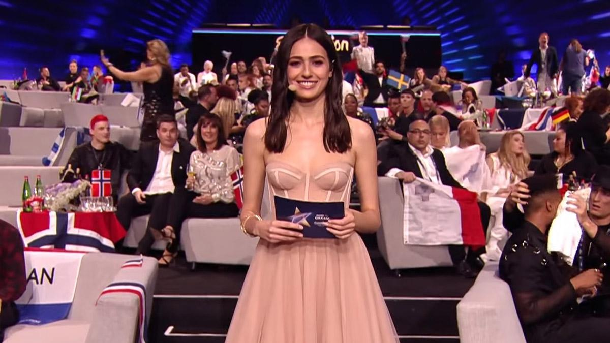 Lucy Ayoub Host Eurovision 2019