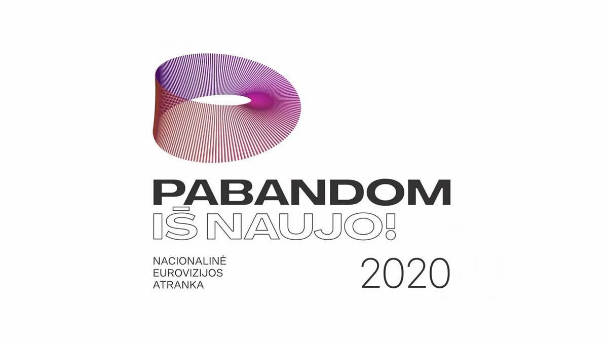 Eurovizija Atranka 2020 LOGO