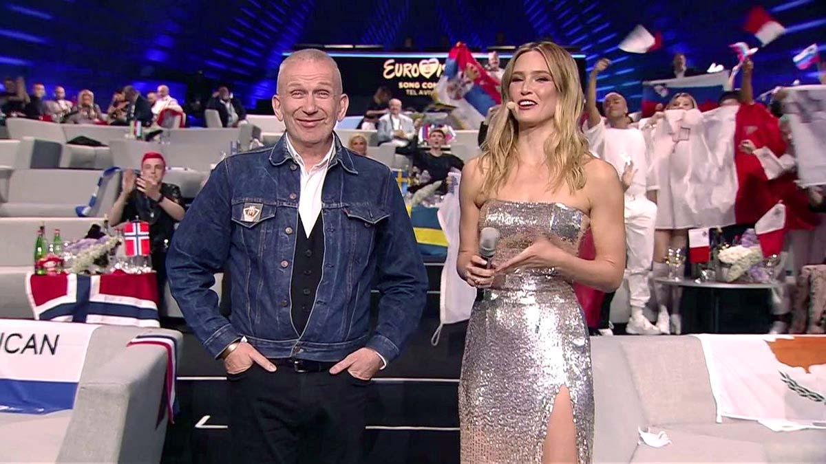 Jean Paul Gaultier Eurovision