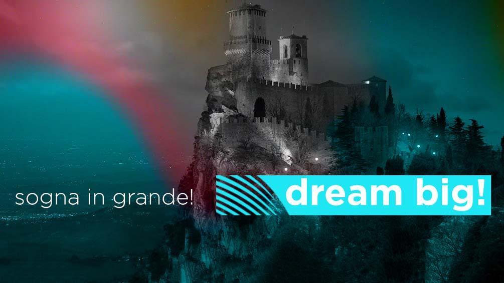 San Marino Slogan 2021