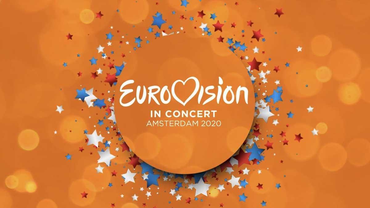 Eurovision In Concert 2020 Logo