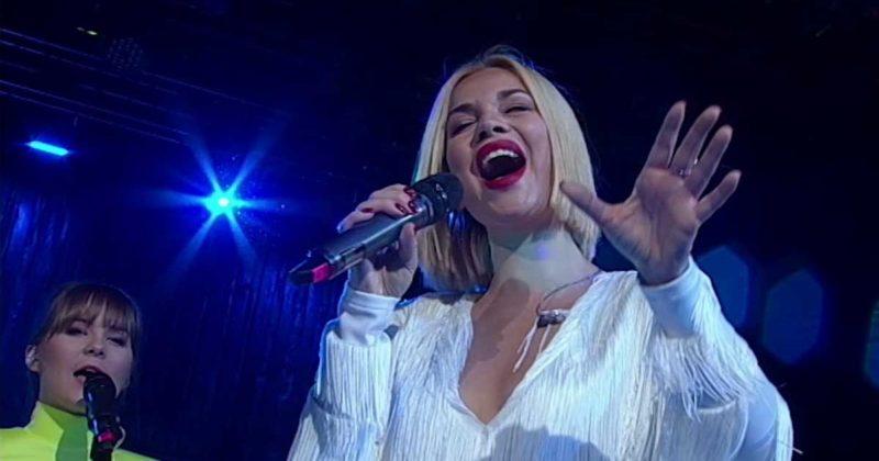 לטביה: סמנתה טינה חשפה טיזר מתוך השיר לאירוויזיון