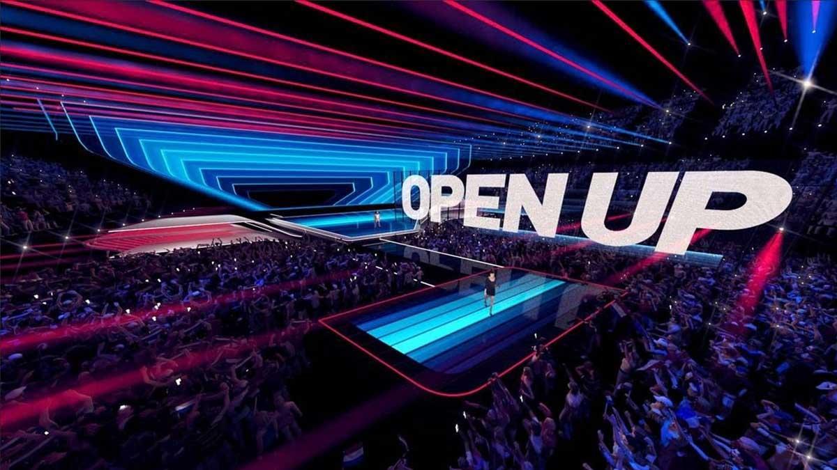 Stage Simulation Eurovision 2020 1